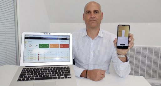 Welsh Medtech Firm Launches App for Covid-19 Test