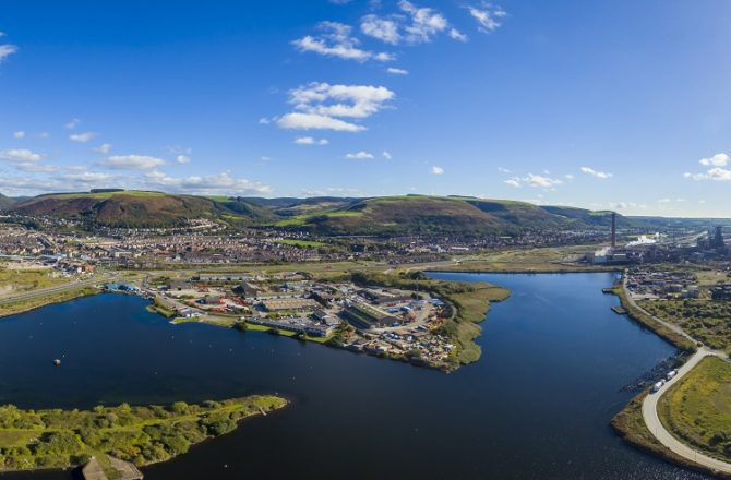 City Deal Green Light for £58.7M Neath Port Talbot Programme