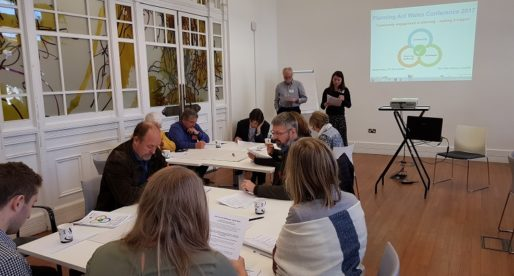 Planning Aid Wales Celebrates World Town Planning Day in Cardiff
