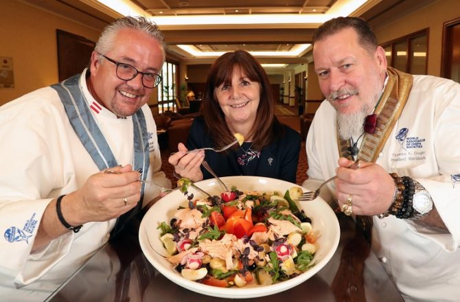President Encourages Wales to Bid for Worldchefs Congress 2024