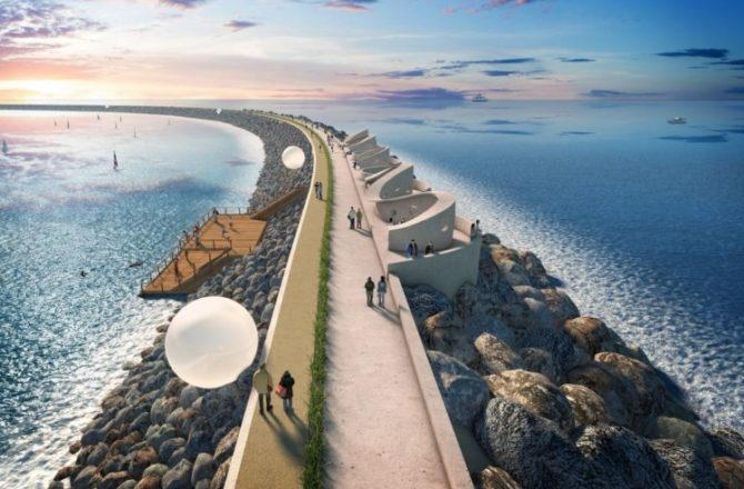 Will Boris Stick to his Word and Support the Swansea Tidal Lagoon?