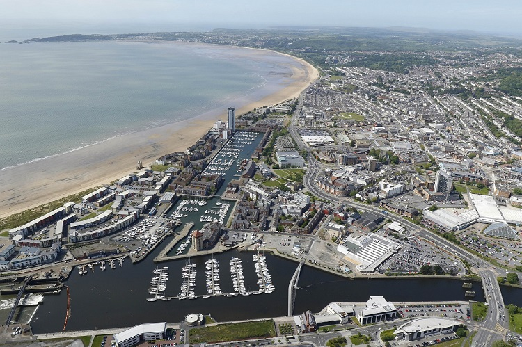 Swansea Ranked 5th Best Place for Remote Business Start-ups – Business News Wales