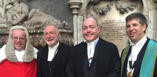 Welsh Lawyer Invited to Prestigious Event