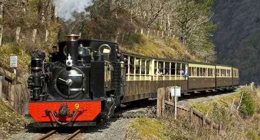Vale of Rheidol Railway Wins Outstanding Customer Service at Aber First Awards 2017