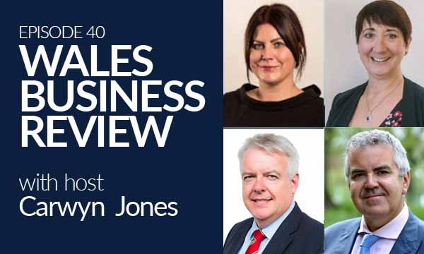 Wales Business Review – Episode 40