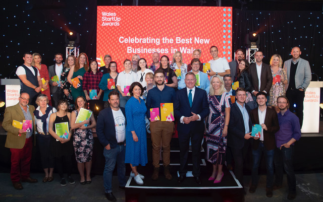 Winners of the 2019 Wales Start-Up Awards Announced