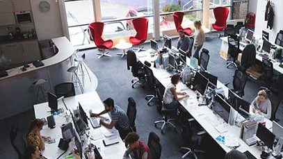 Welsh Office Workers Value Comfort and Cleanliness in the Workplace