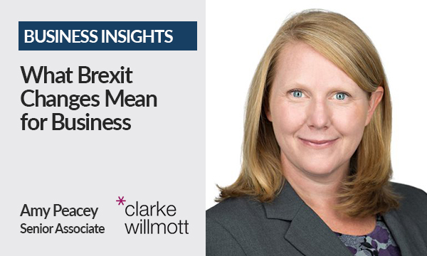 What Brexit Changes Mean for Business