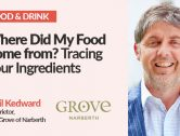 Where Did My Food Come from? Tracing Your Ingredients