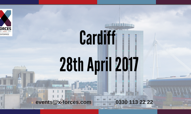 <strong> 28th April – Cardiff</strong> <br>Business Start-up Workshop: Cardiff