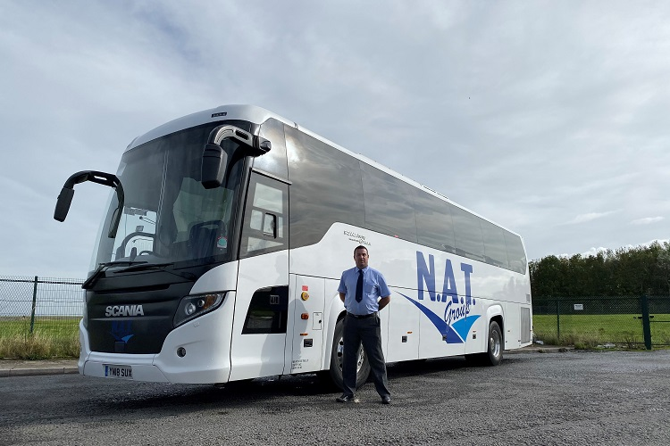 NAT Group to Run Free Coach Journeys to London
