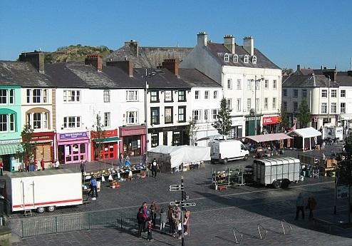 £700,000 Regeneration Fund to Help Renovate Caernarfon Town Centre