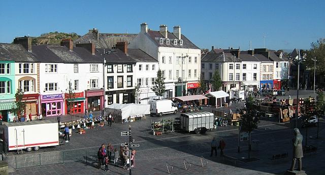 Regeneration Fund Opens for Caernarfon Town Centre Buildings