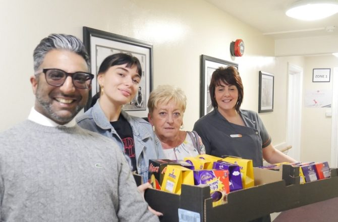 Constructaquote Launches Easter Charity Drive