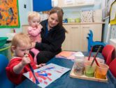 Critical Workers in Wales to Get Free Childcare
