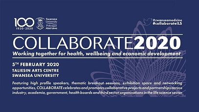 <strong> 5th February – Swansea </strong><br> Collaborate 2020