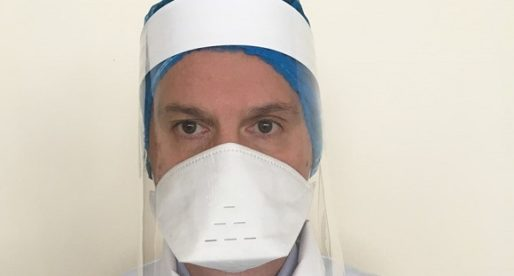 Caerphilly Packaging Firm Makes a Million Face Shields