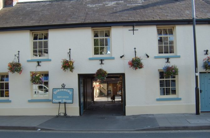 Brecon Guest House Secures Business Loan of £245,000 from NatWest