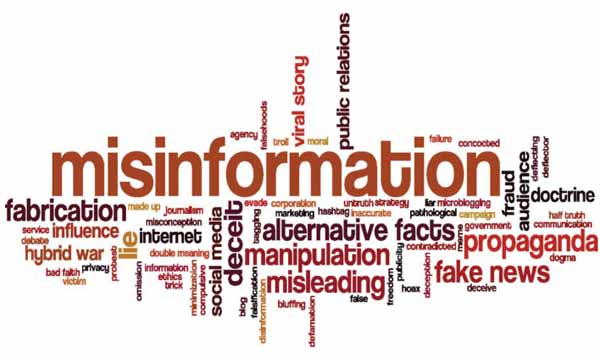 Misinformation Cell Supports Wales in Fight Against Fake News