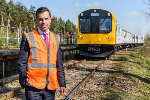 Four New Train Stations Planned for Wales