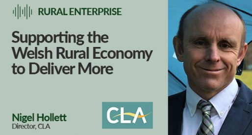 Supporting the Welsh Rural Community to Deliver More