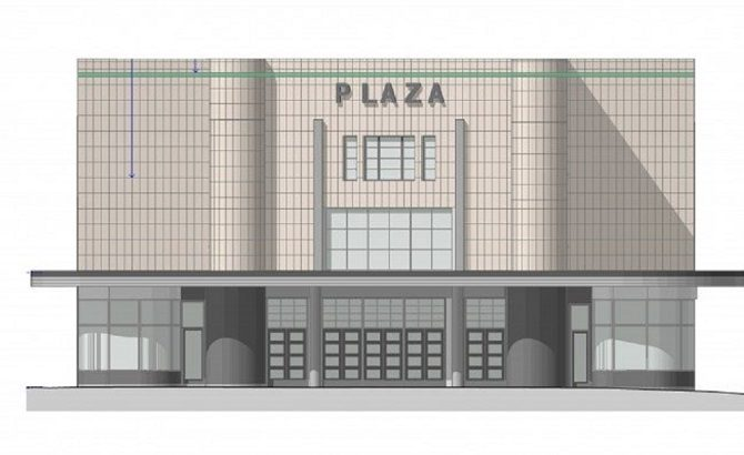 Planning Application Seeks New Role for Famous Old Cinema