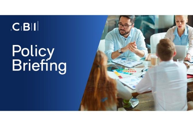 <strong> 6th April – Online </strong><br> Policy Briefing Webinar