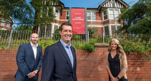 New Land Team at Redrow South Wales