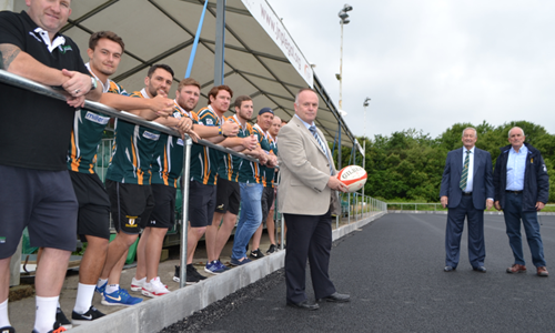 Merthyr Rugby Club Awarded £500,000 to Help Achieve Community Plans