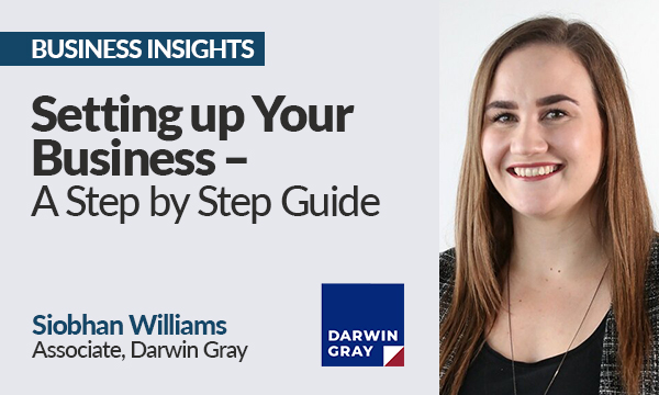 Setting Up Your Business – A Step by Step Guide