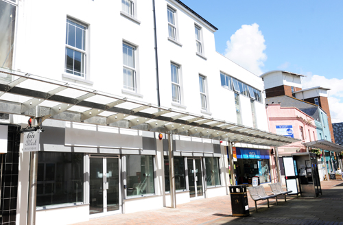 Retailers Sought for New Shop Units in Llanelli Town Centre