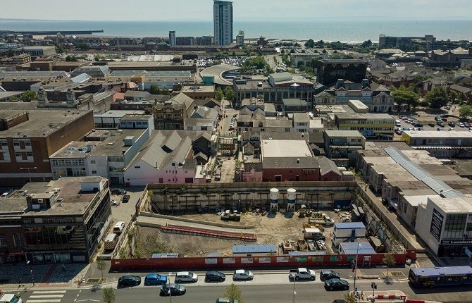 High-tech £30m Swansea Building to be Influenced by Public