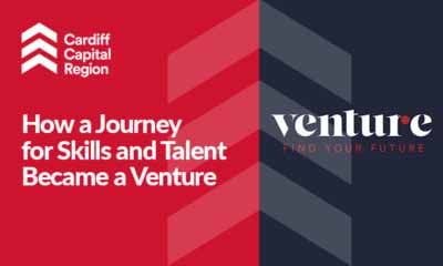 How a Journey for Skills and Talent Became a Venture