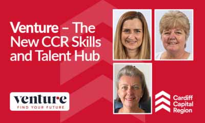 Venture – The New CCR Skills and Talent Hub