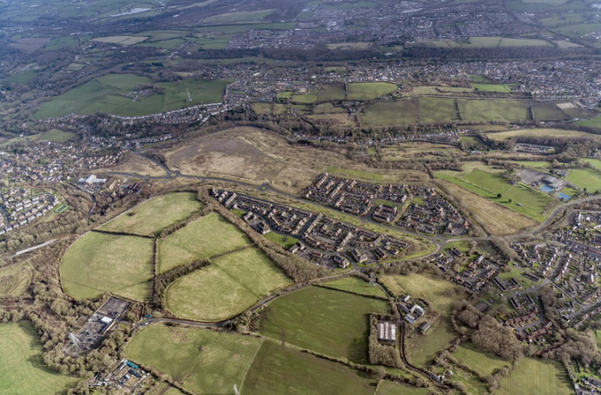 Green Light For The Redevelopment of Former Brymbo Steelworks Site