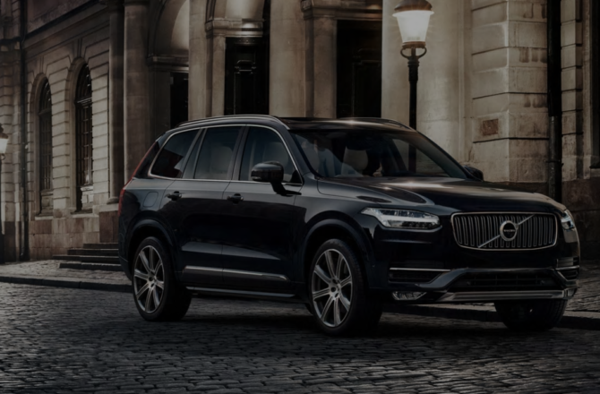 Volvo Make Waves in the Chauffeur and Private Hire Sector