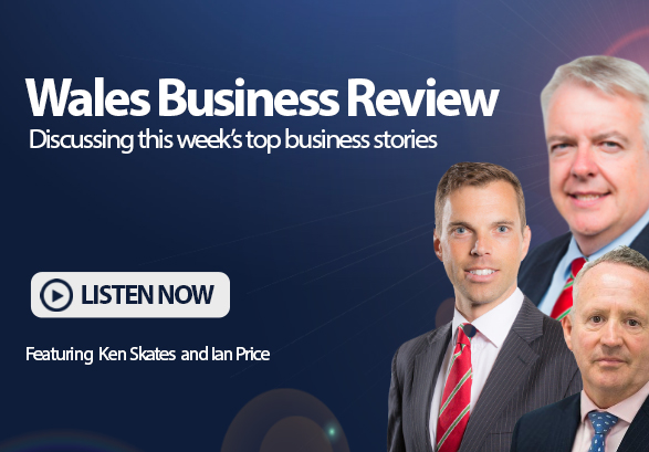 PODCAST<br>Wales Business Review – Episode 3: Coronavirus Special